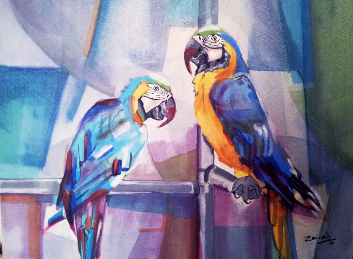 art classes islamabad pakistan student work