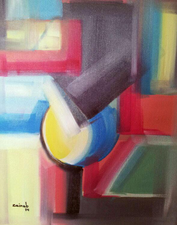 art classes islamabad student work